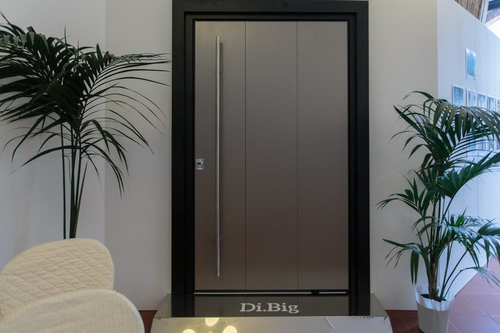 DI.BIG Puerta de entrada pivotante by DI.BI. PORTE BLINDATE | Home ...