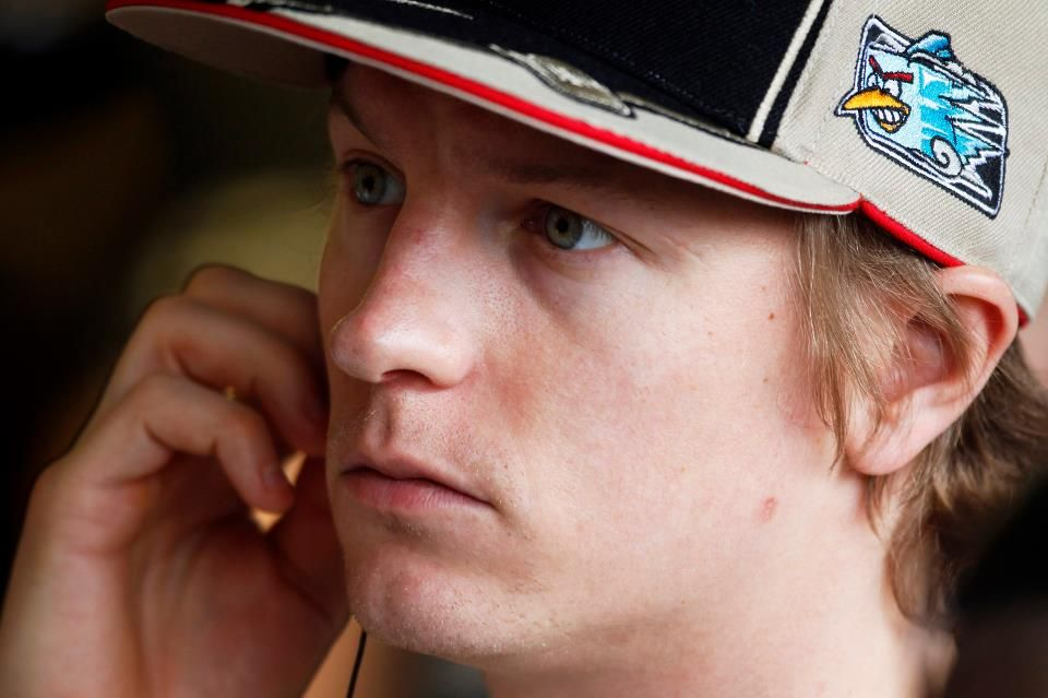 Angry Bird joins F1