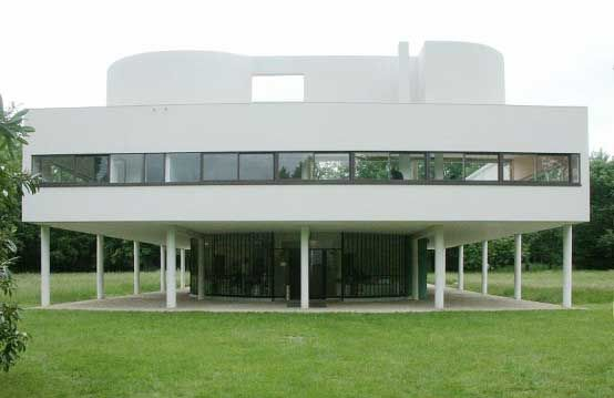 """le Corbusier said, """"A house is a machine for living in ..."""