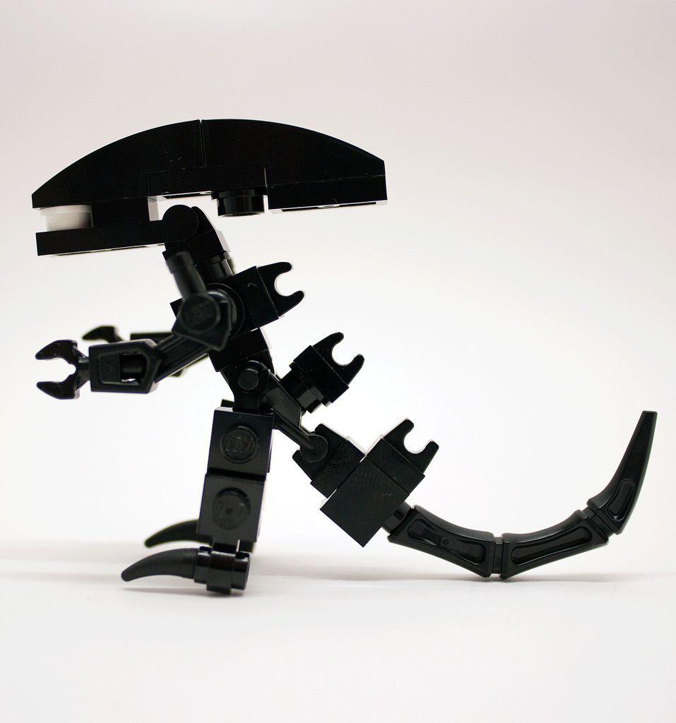 Custom Lego Alien Xenomorph Queen Minifigure | Custom lego ...