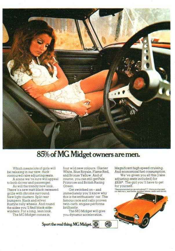 MG Midget (1961 - 1980) | Klassische autos