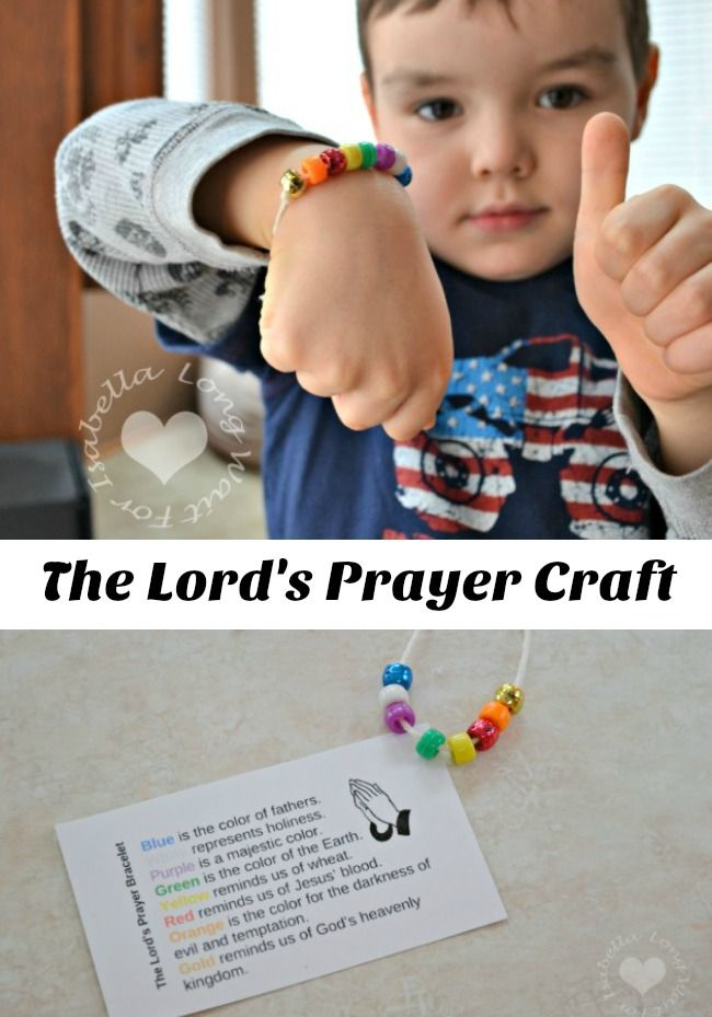 Teaching Kids A Lords Prayer Bible Craft Here Are Few Ideas Post From Seattle Area Family Lifestyle Blog Long Wait For Isabella