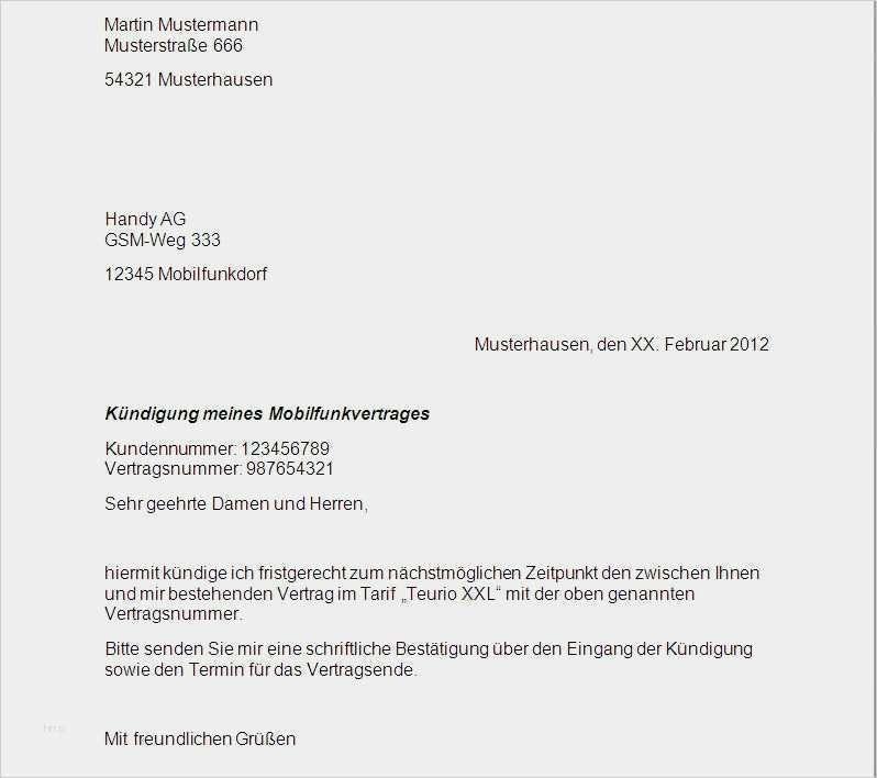 Telekom Online Kundigen Geprufte Vorlage 12