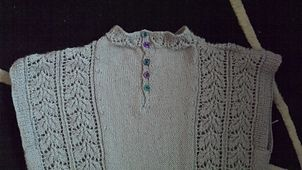 9b545c636d71da ... Ravelry Audrey Leaf-Pattern Sweater pattern by Rita C Taylor online  retailer 7fdb6 f9620 ...