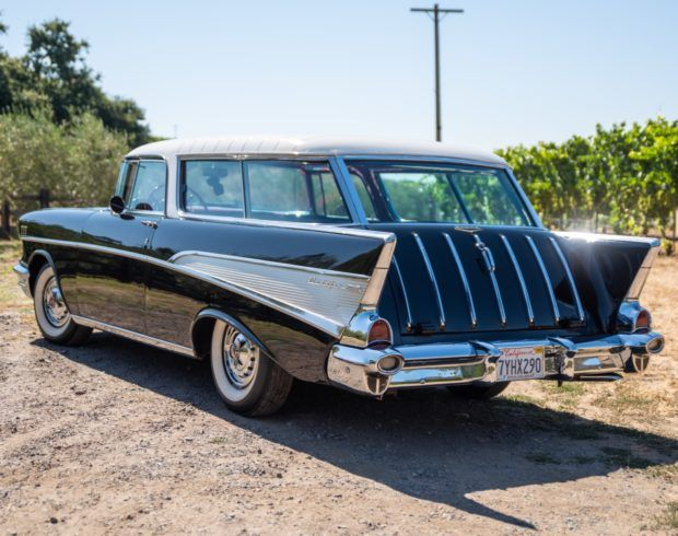 1957 Chevrolet Bel Air Nomad Station Wagon