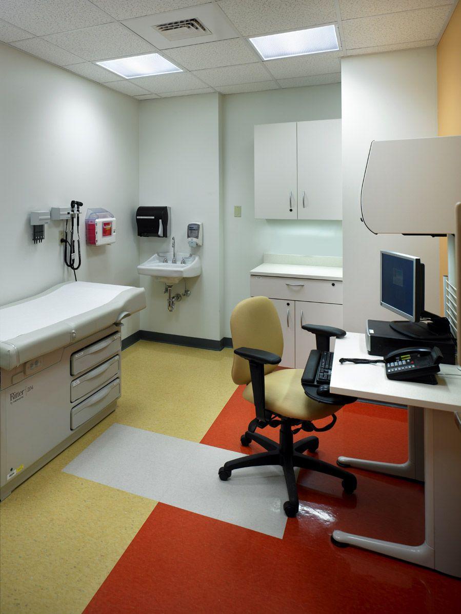 Patient Room Design: Margulies Perruzzi Architects Designed This Pediatric