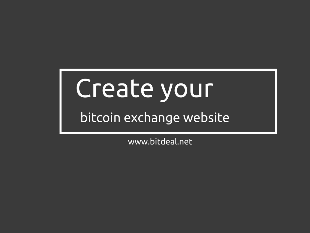 Bitcoin Exchanges Are The Primary Source To Buy And Sell