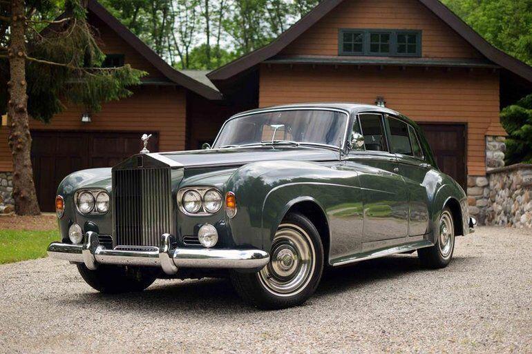 1964 Rolls Royce Silver Cloud Iii Rollsroyceclassiccars Rolls