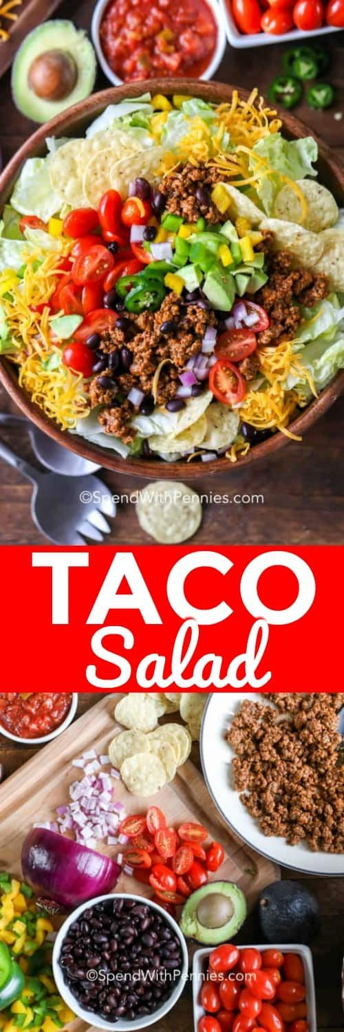 Nutella Stuffed Chocolate Chip Cookies #tacosalad