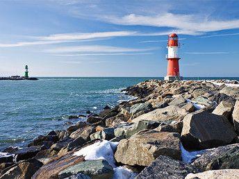 Ostsee im Winter zum kennenlernen - Hotel Stolteraa