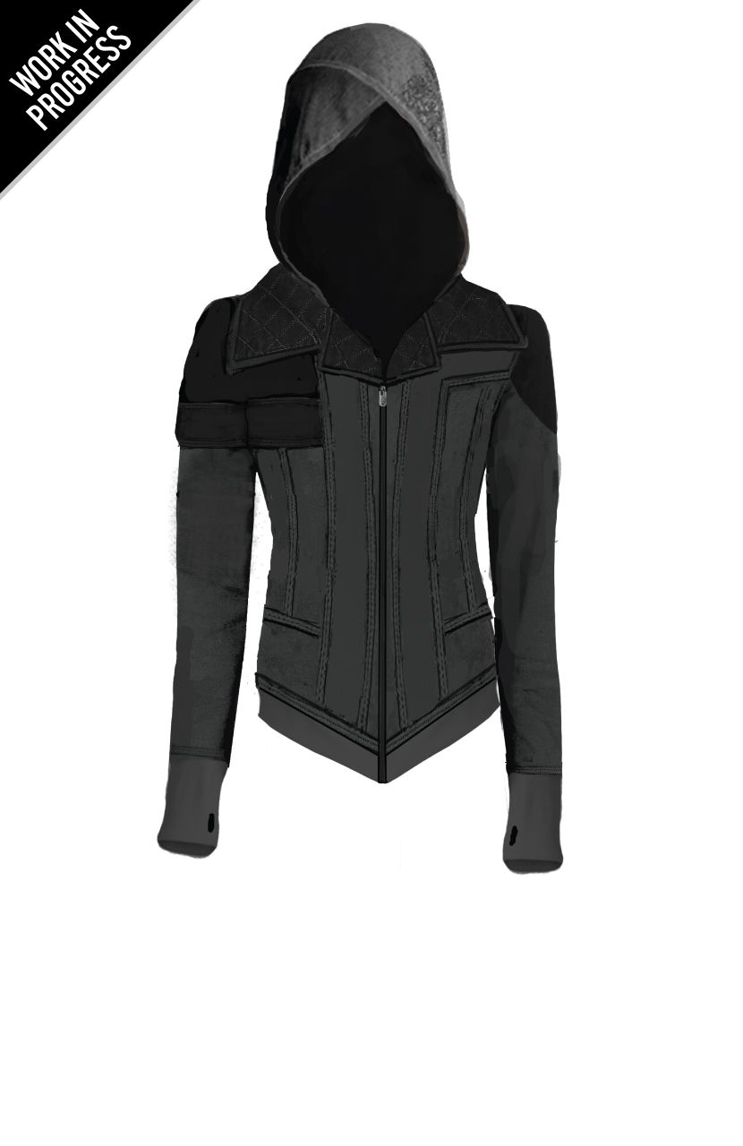 ⭐Men Gothic Steampunk Outwear Hooded Coat Long Trench Jacket Casual Cloak Hoodie