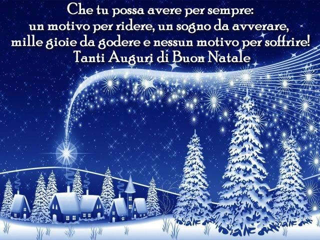 Frasi Vacanze Di Natale 95.Paesaggio Innevato Auguri Natale Buon Natale Natale