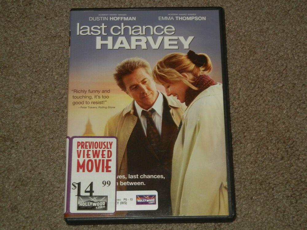 Last chance harvey dvd movie drama comedy 2009