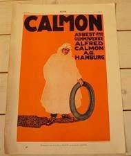 Oldtimer Werbung von 1914 #3