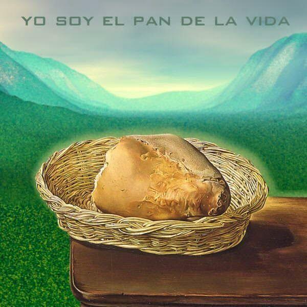 Lectio divina: Lectio divina del 6 de Mayo de 2014 Juan 6,30-35