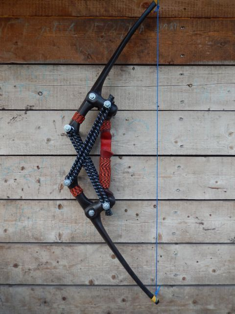 Изображение How To Make Bows, Diy Crossbow, Shtf, Firearms, Sling Bow,