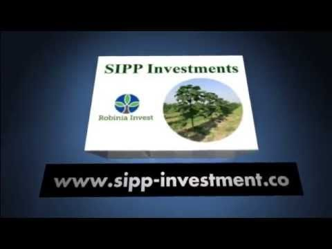 Investment options with sipp