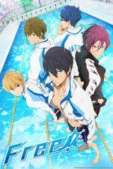 Crunchyroll Browse Popular Anime Free Anime Swimming Anime Free Iwatobi Swim Club