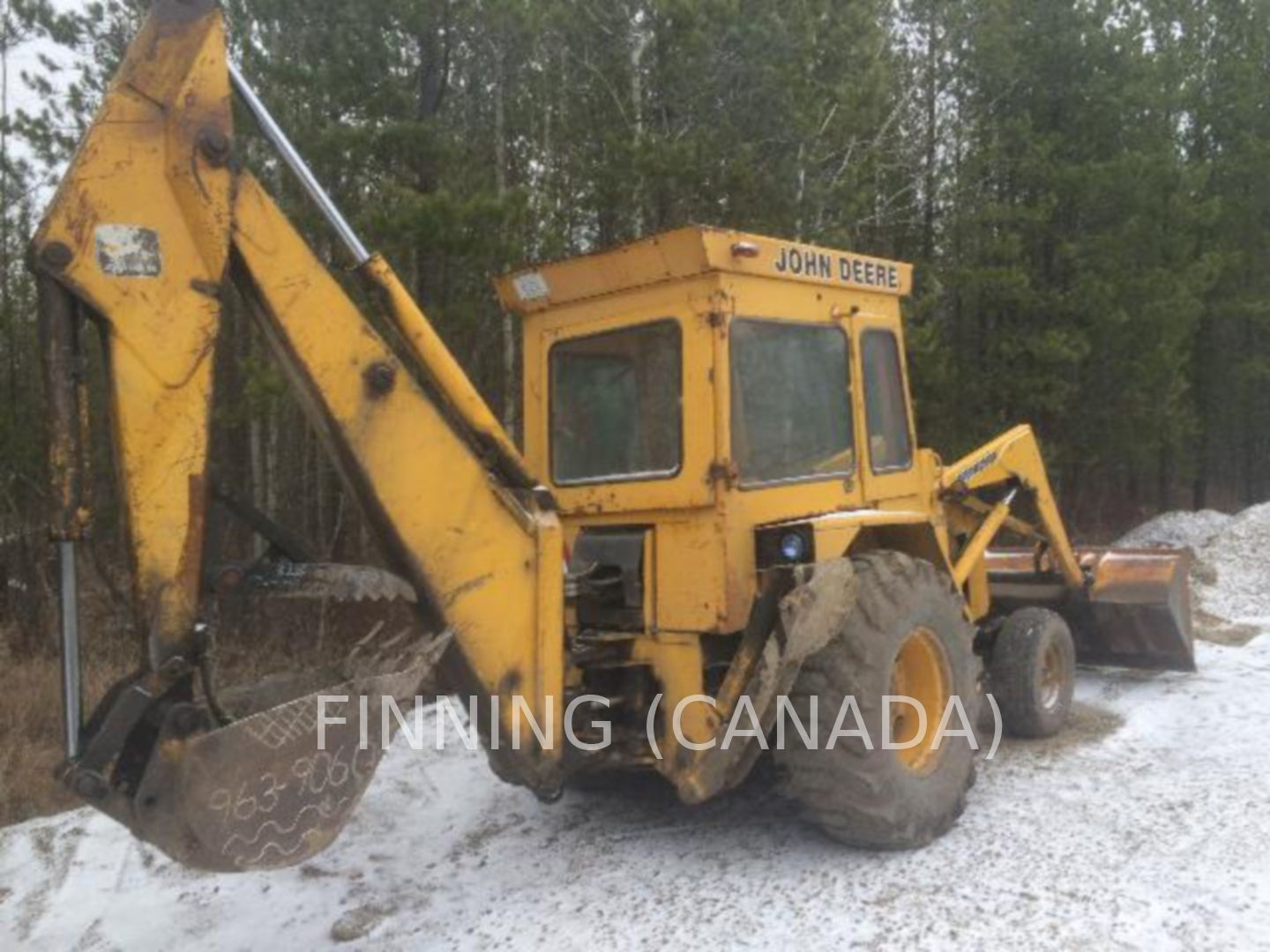 1975 John Deere 410D For Sale (3107380) from Finning CAT [3701] :: Construction Equipment Guide