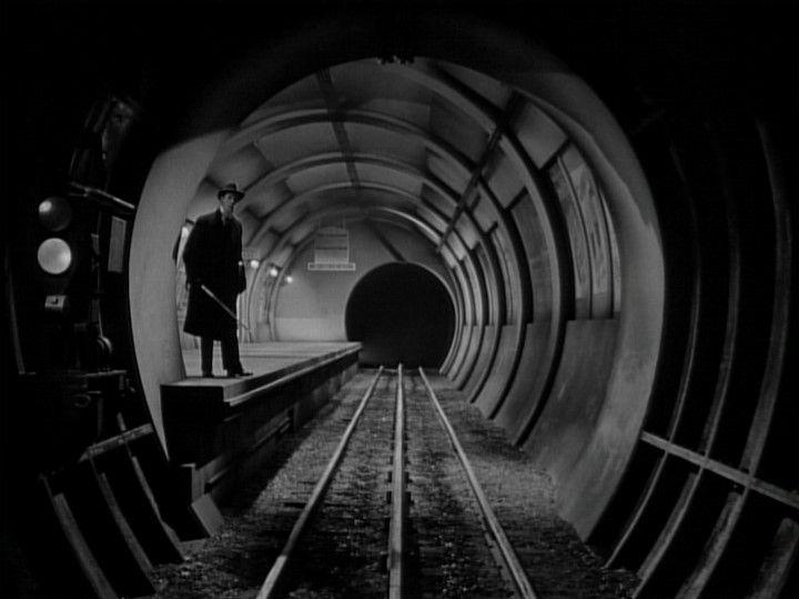 """Fritz Lang's """"Man Hunt"""" (1941) - John Carradine"""
