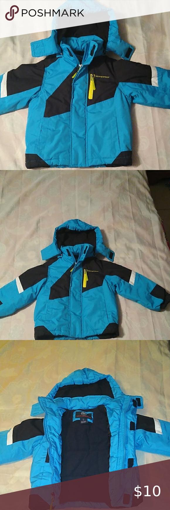 Weatherproof Boys Winter Coat Size 4 Weatherproof Boys Winter Coat 100 Polyester Lowest I Can Go Unless Bundled In 2020 Weatherproof Jacket Boys Winter Coats Fashion [ 1740 x 580 Pixel ]
