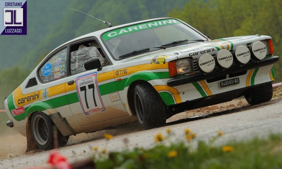 RaceCarAds - Race Cars For Sale » Opel Kadett GTE for sale ...