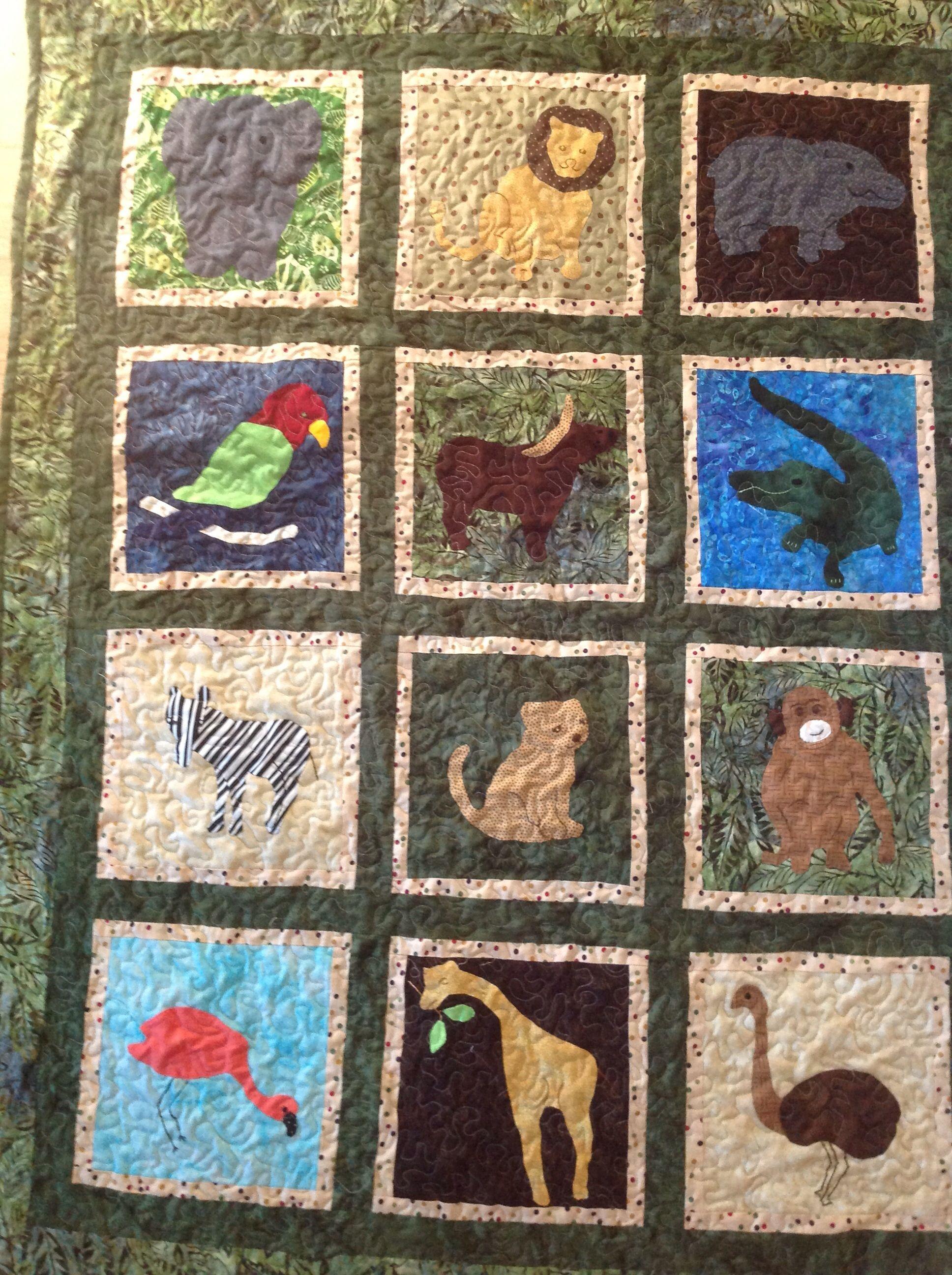 Grant's quilt