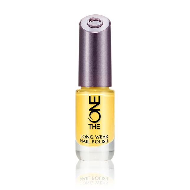 31455 The ONE Long Wear Nail Polish - Oriflame cosmetics www ...