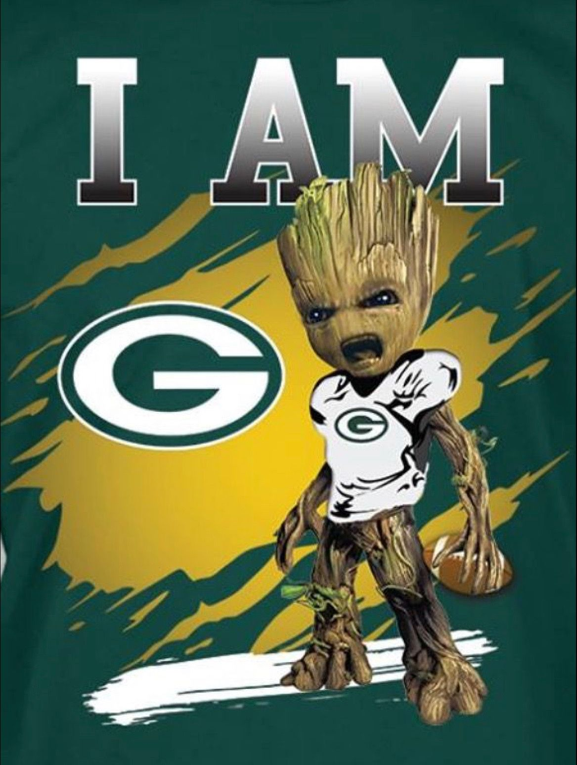 Pin By Mark H On Packers Green Bay Packers Wallpaper Green Bay Packers Funny Green Bay Packers Clothing