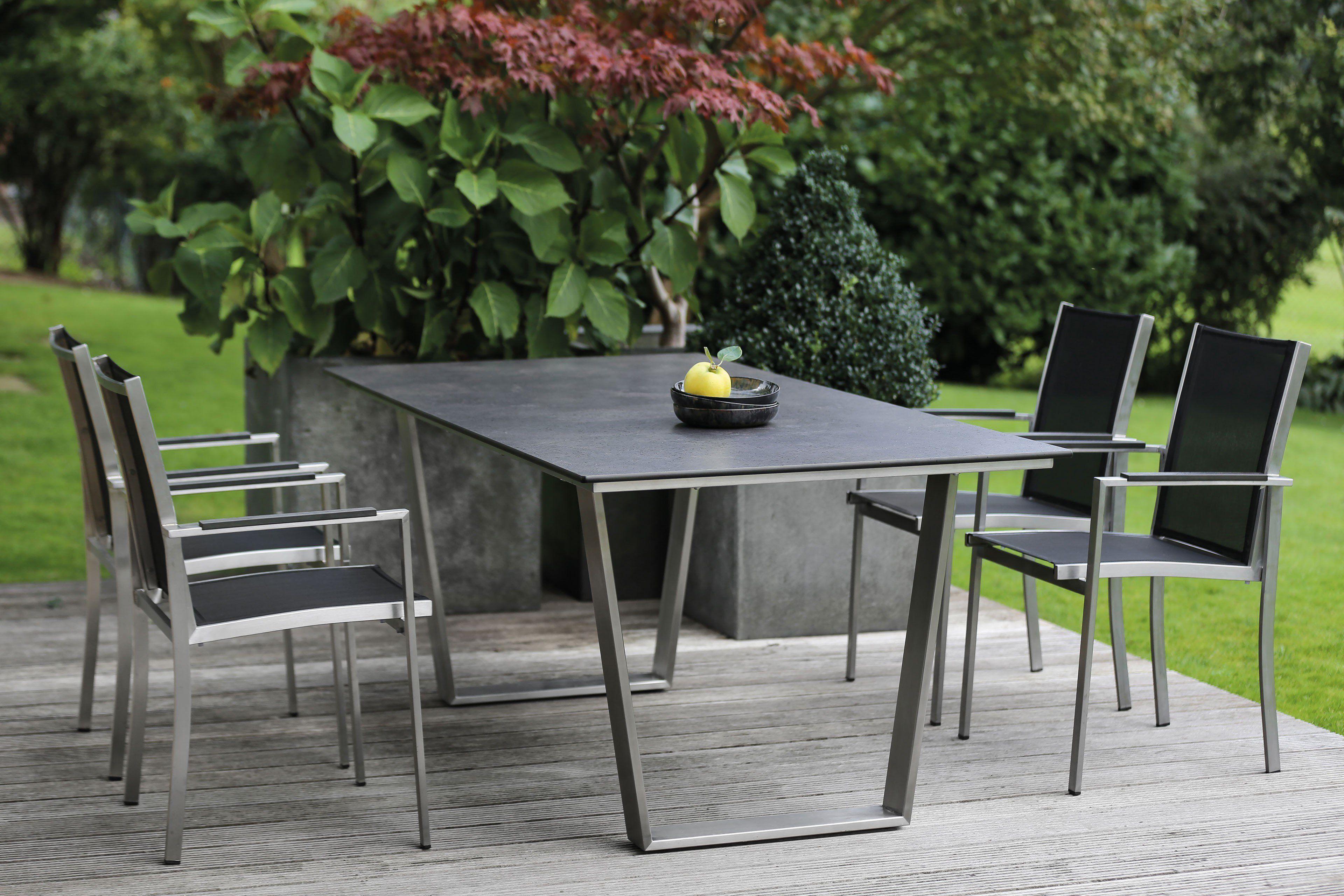Niehoff Garden Noah Gartentisch Mobel Letz Ihr Online Shop Gartentisch Gartenmobel Sets Aussenmobel