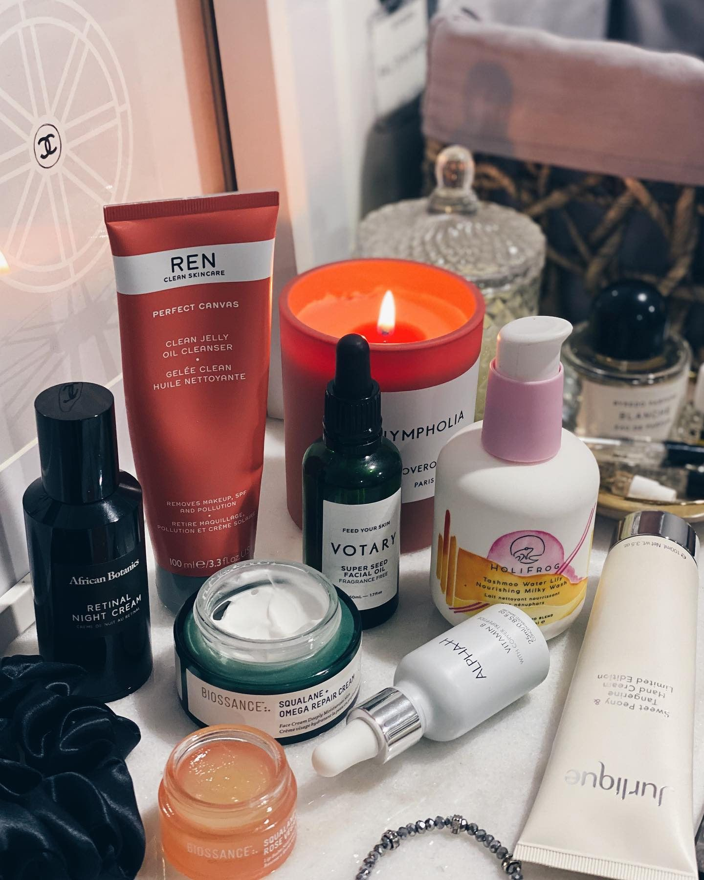 Skincare ritual in 2020 Face products skincare, Night