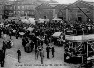 Birkenhead Market Square, Birkenhead