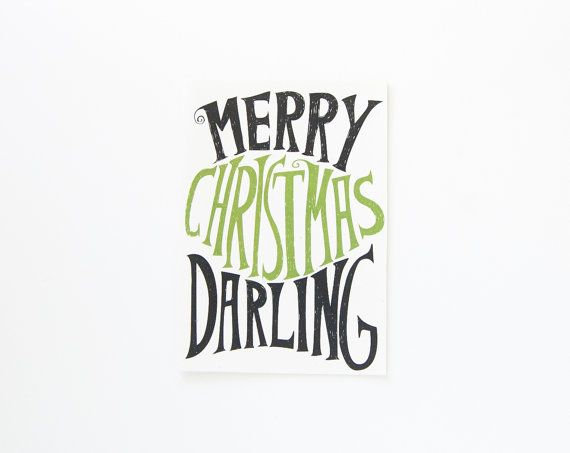 Christmas love card merry christmas darling long distance christmas love card merry christmas darling long distance relationships christmas greeting card m4hsunfo