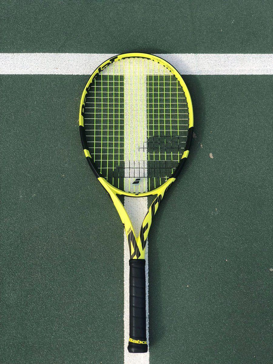 Rafael Nadal Racquet 2019 Babolat 2019 Pure Aero Tennis Racquet Atp Tennis Racquets Tennis Racket