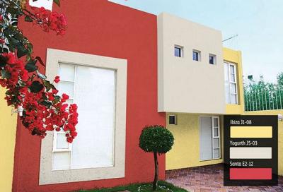 Colores bonitos para pintar una casa por fuera salas for Pinturas bonitas para casas