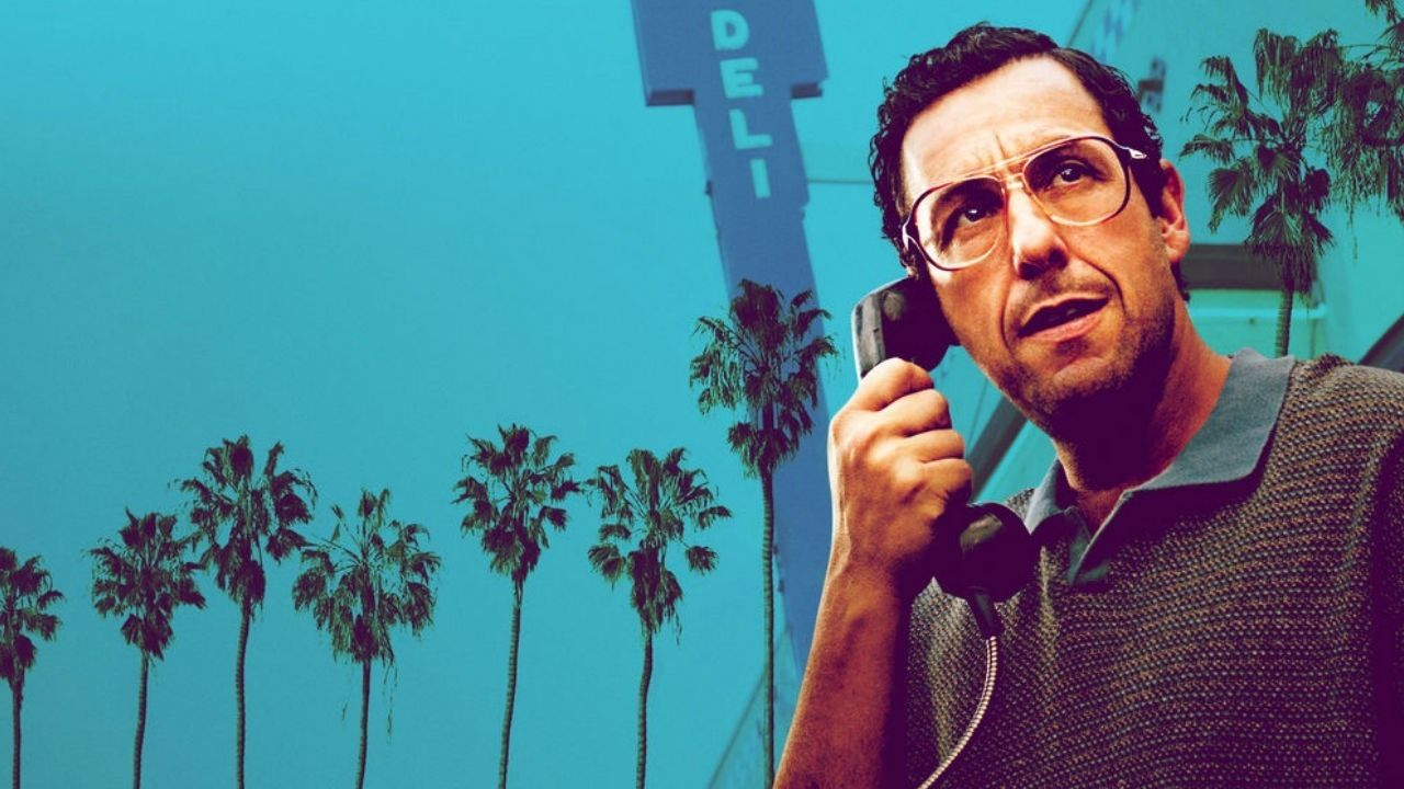 gaming videos Sandy Wexler Review