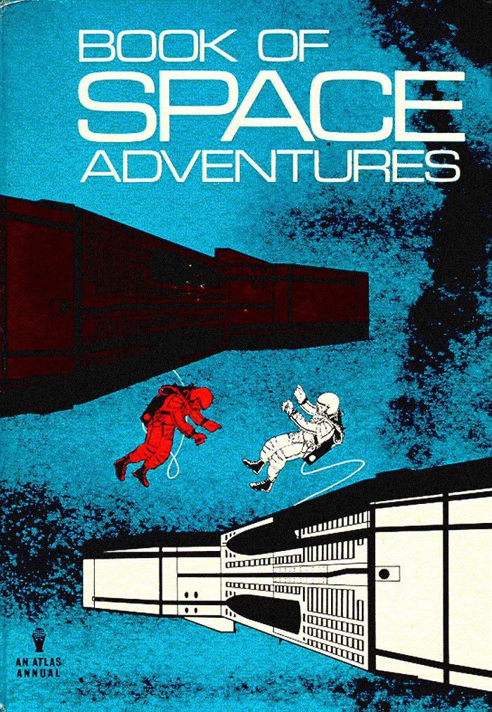 Book of Space Adventures  1966