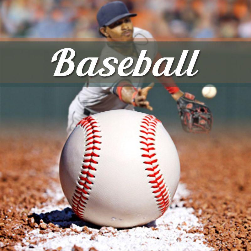 Enfants de s/écurit/é souples 9# Sport PVC sup/érieur en caoutchouc int/érieure Balles de baseball pour la formation blanc et rouge