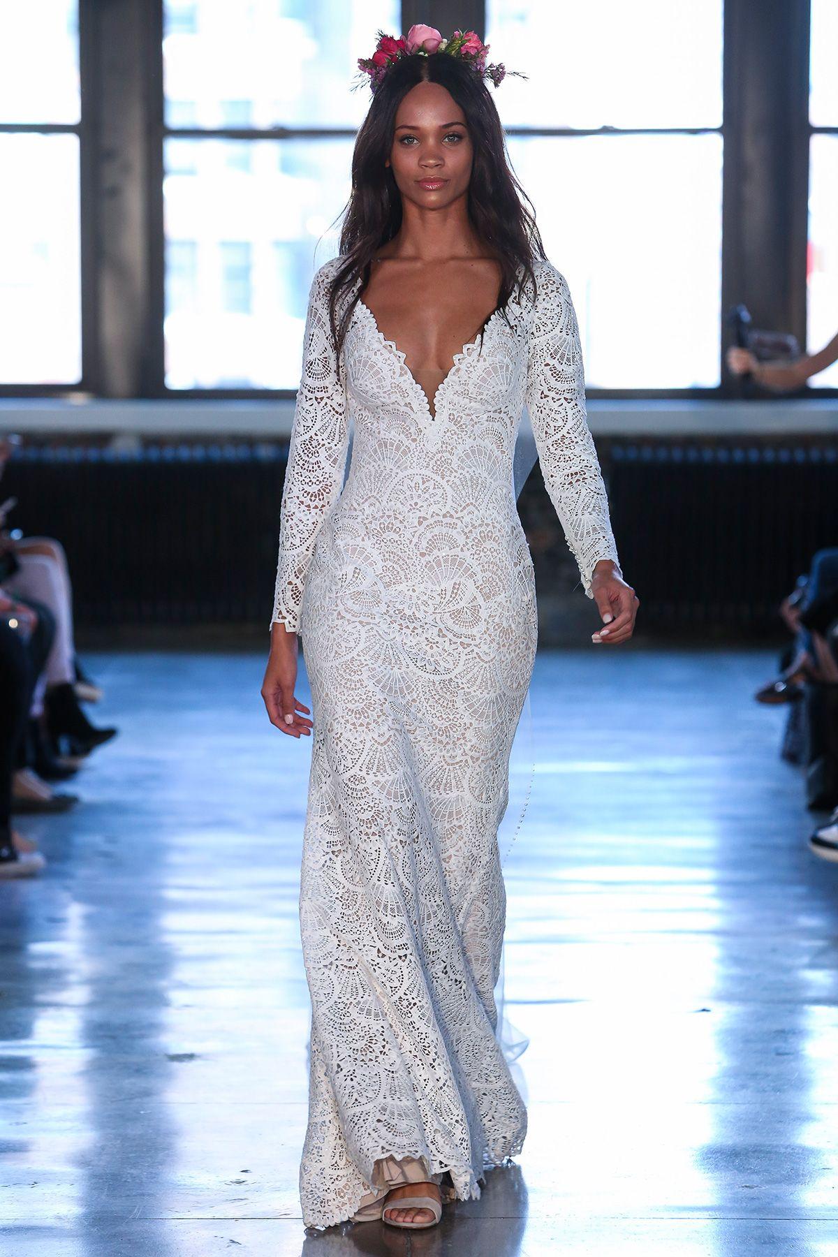 Bridal fashion week spring watters wtoous uat first sight