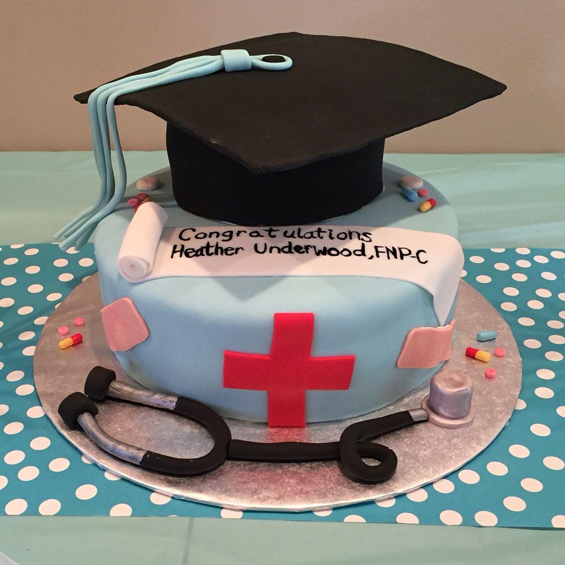 Nurse Practioner Graduation Party Ideas