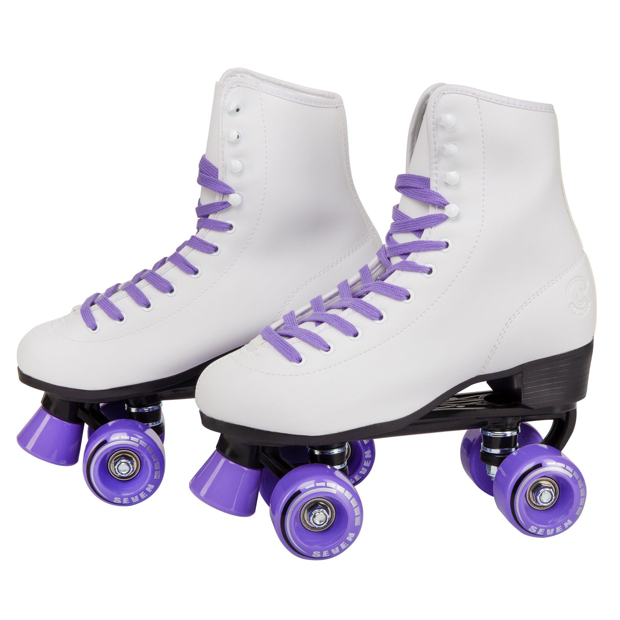 C7 Retro Quad Roller Skates Retro Roller Skates Roller Skate Shoes Quad Roller Skates