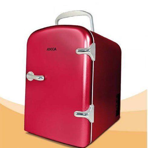 Mini Kühlschrank tragbar 4 L – 6 Dosen für Auto… | 08436020380266