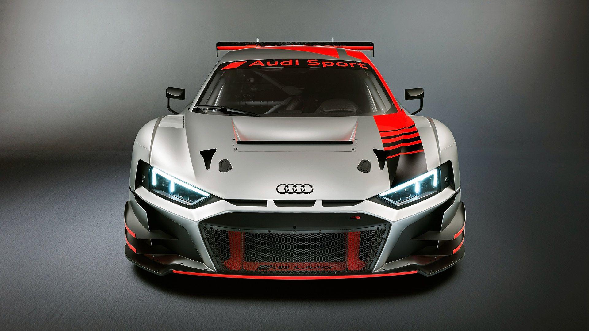 Audi R8 LMS GT3 Interior