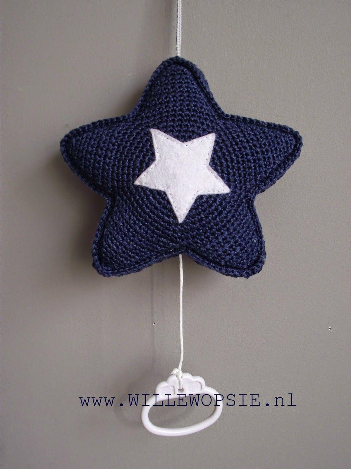 Twinkle Twinkle Bleu Star Willewopsie Pinterest Amigurumi