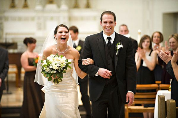 Song Ideas For Your Ceremony Recessional