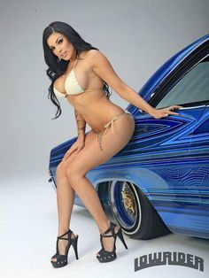 Hot lowrider girls naked with penis
