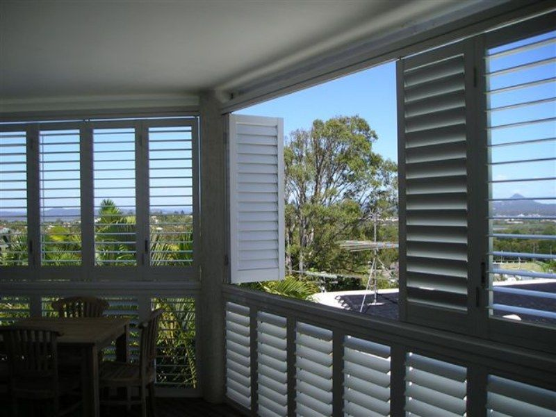 Aluminium Outdoor Shutters Adjustable Louvre Shutters