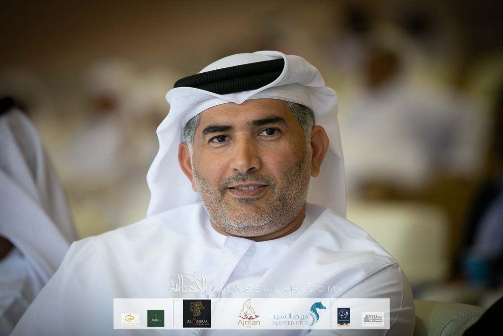 خليفة النعيمي بطولة عجمان فال خير والحكم الخليجي يستحق الدعم Arabian Horse Chef Jackets