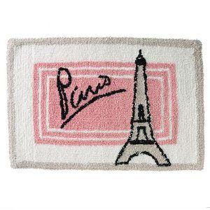 Sherry Kline Paris Bath Rug With Images Bath Rug Paris Bathroom
