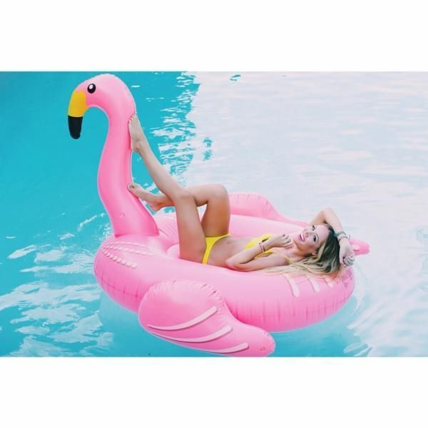 Giant Pink Flamingo Floaty Flamingo Pool Float Urban Outfitters